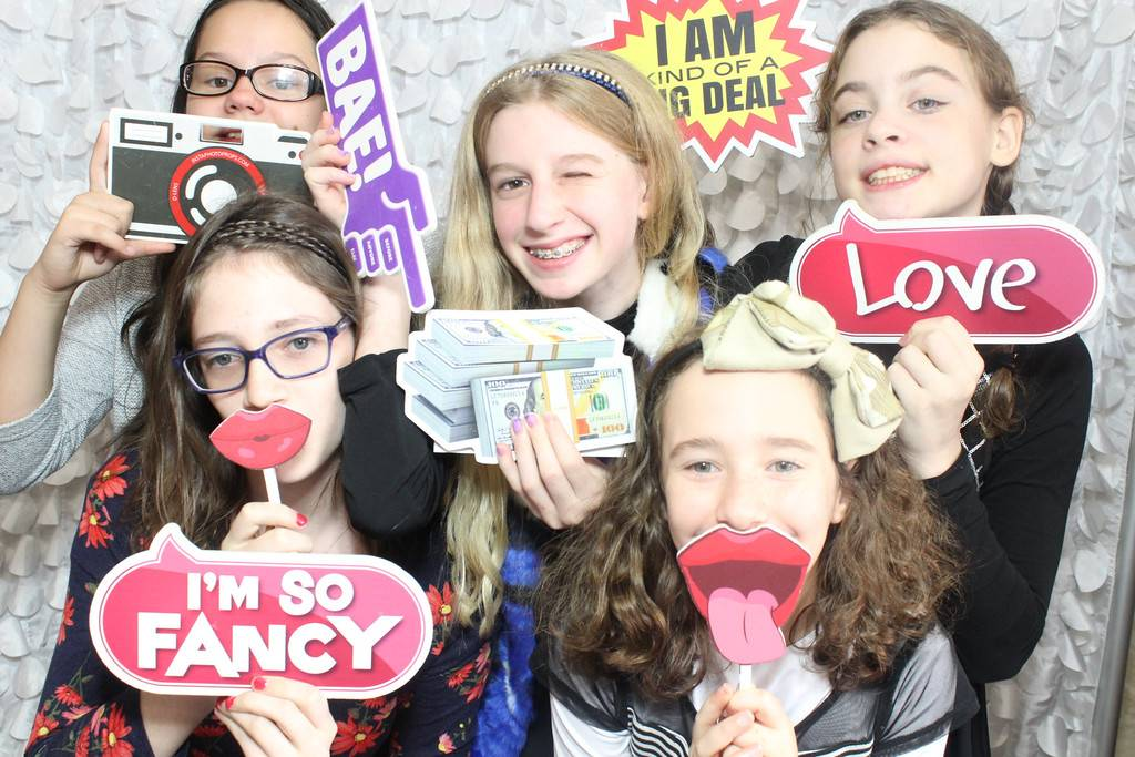 photo booth for bar mitzvah