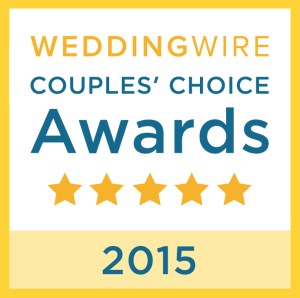 weddingwire 2015 award best photo booth services NY NJ CT