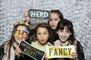 best bar mitzvah photo booth nyc